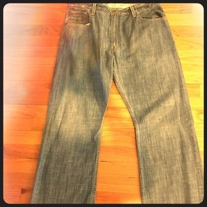 Men's Levi's Relaxed Boot Cut 557 jeans